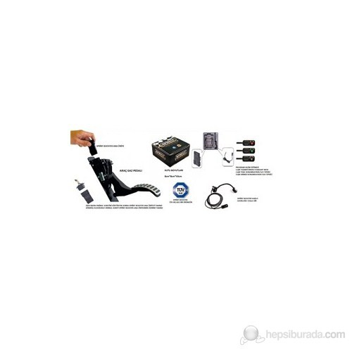 Sprint Booster Gaz Tepki Arttırıcı Ford Focus Cap Cb4 (2005-2011)