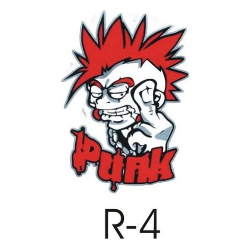 Sticker Masters Punk Sticker