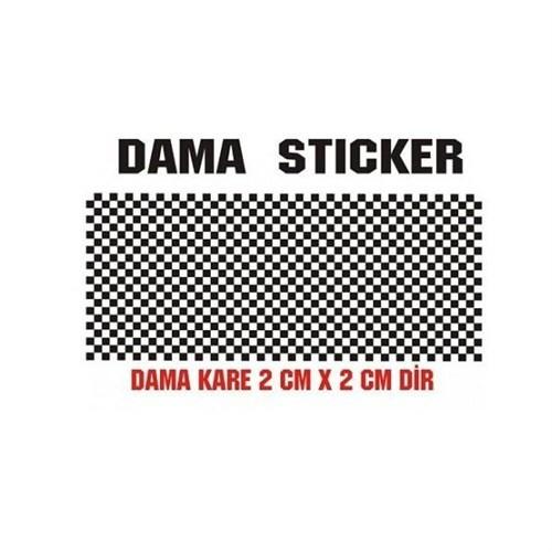 Sticker Masters Dama Sticker