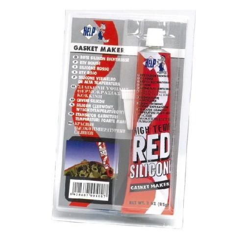 Superhelp Kırmızı Sıvı Conta 85 Ml. Made in Italy 04400