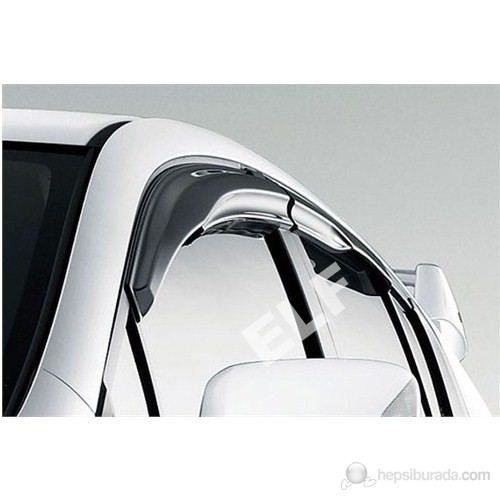 TARZ Dacia Logan Sedan Mugen Cam Rüzgarlığı Ön/Arka Set
