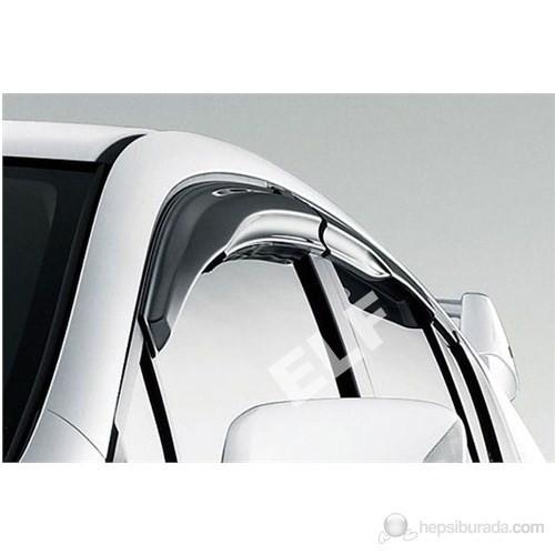 TARZ Mitsubishi L200 2011 Cam Rüzgarlığı Ön/Arka Set