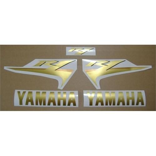 Sticker Masters Yamaha R1 Sticker Set