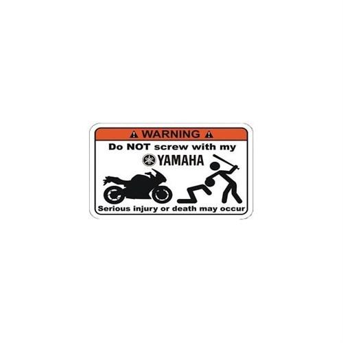 Sticker Masters Yamahama Dokunma Sticker