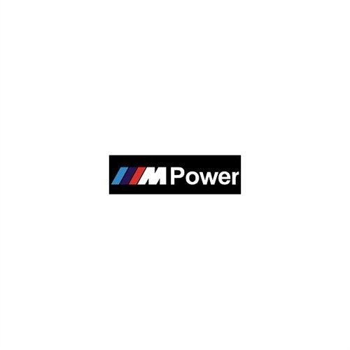 Sticker Masters Bmw M Power Sticker