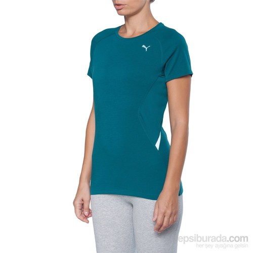 Puma Ss Tee W Blue Coral T-Shirt