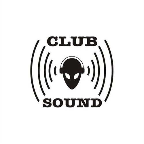 Sticker Masters Club Sound Sticker-2