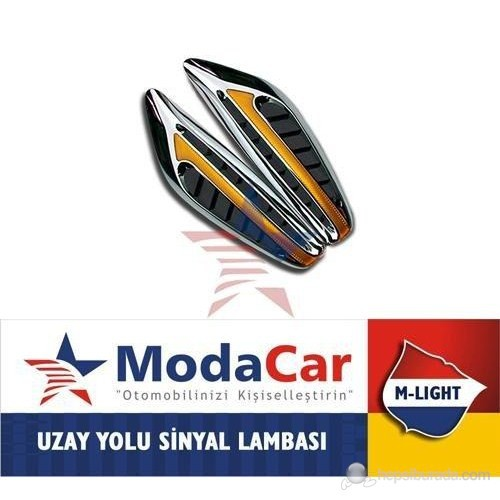 ModaCar Carub KIRMIZI LEDLİ Sinyal Lambası 4622218