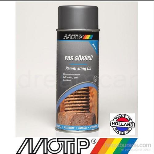 Motip Pas Sökücü ve Yağlayıcı Sprey 400 Ml. Made in Holland 04000573
