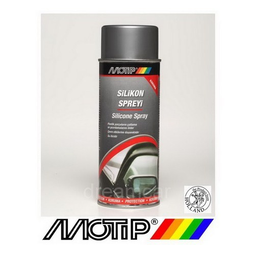 Motip Silikon Spreyi 400 Ml. Made in Holland 040562