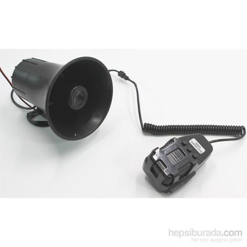 ModaCar Konuşmalı 3 Sesli Polis Sireni 102720