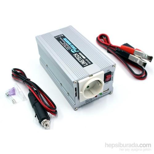 Koselli 12 Volt >> 220 Volt Inverter 300 Watt 660002