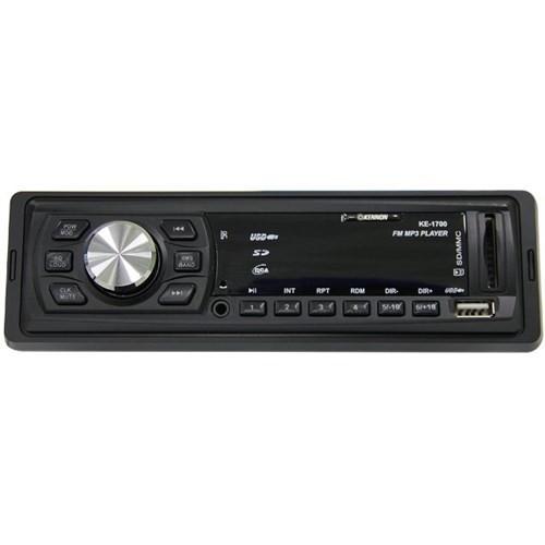 Kennon Ke-1700 Usb/Sd Girişli Mp3/Radyo Player Oto Teyp