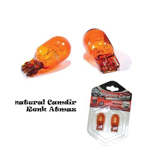 Gliptone Carat Orange T20 Natural Glass Park Ampülü