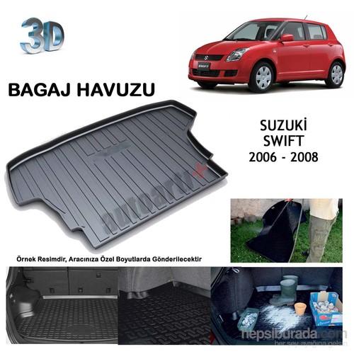 Autoarti Suzuki Swift Bagaj Havuzu 2006/2008-9007714