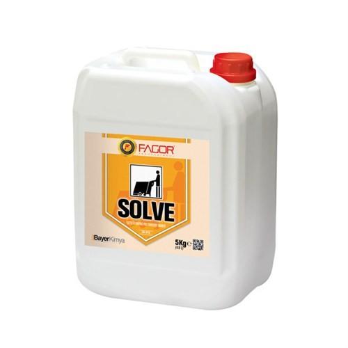 Bayerkimya Fagor Solve Lastik İzi Giderici Pist Temizleme Maddesi 5 Kg