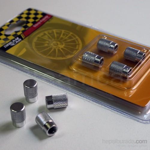 Dreamcar Aluminyum Sibop Kapağı 4'lü Set 8010004