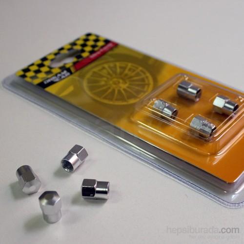 Dreamcar Aluminyum Sibop Kapağı 4'lü Set 8010006