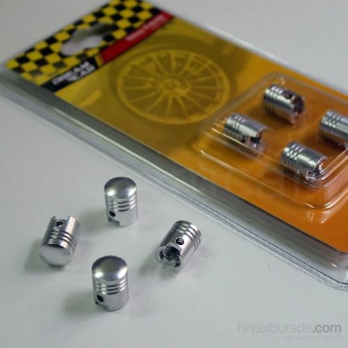 Dreamcar Aluminyum Sibop Kapağı 4'lü Set 8010007