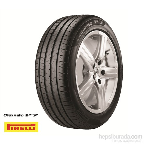 Pirelli 275/45 R 18 103 W (Moe) Runflat Eco Cınturato P7 Lastik