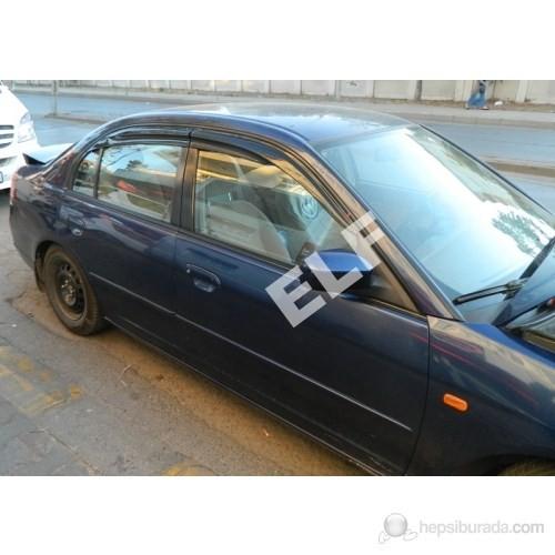 Elf Honda Civic Mugen Cam Rüzgarlığı 01/05