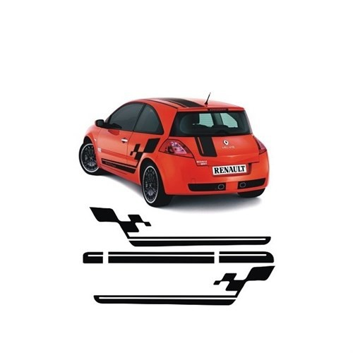 Sticker Masters Renault Sport Sticker Set