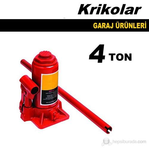 Hidrolik Şişe Tip Kriko 4 Ton 40041