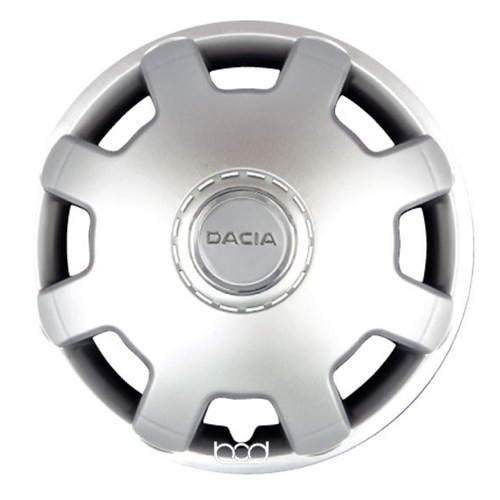 Bod Dacia 13 İnç Jant Kapak Seti 4 Lü 306