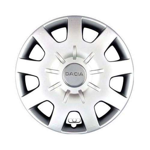 Bod Dacia 15 İnç Jant Kapak Seti 4 Lü 514