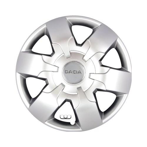 Bod Dacia 16 İnç Jant Kapak Seti 4 Lü 613