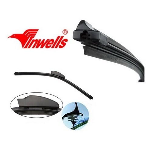 Inwells Araca Özel 6 Aparatlı Muz Tipi Yeni Nesil Silecek 650 mm. 20080