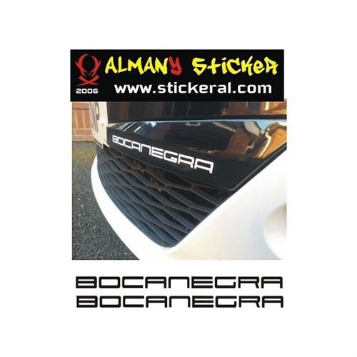 Sticker Masters Seat Bocanecra Sticker