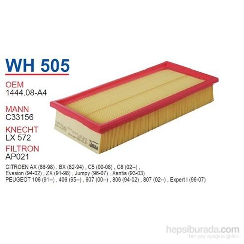 Wunder Citroen JUMPY - C5 2.0 HDI Hava Filtresi OEM NO:1444.08