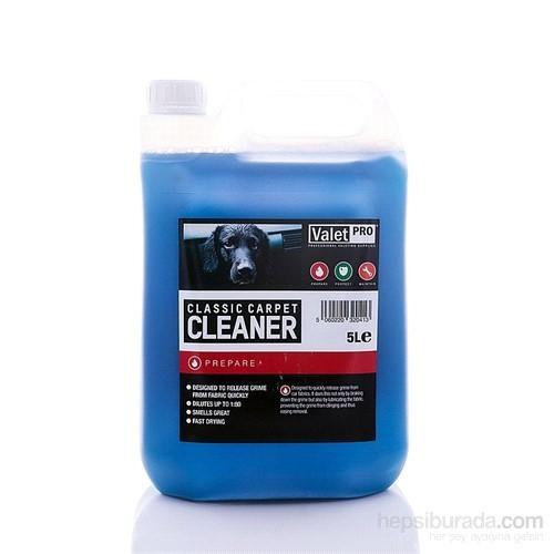 Valet Pro Classic Carpet Cleaner - Konsantre Taban ve Koltuk Temizleyici 5 L