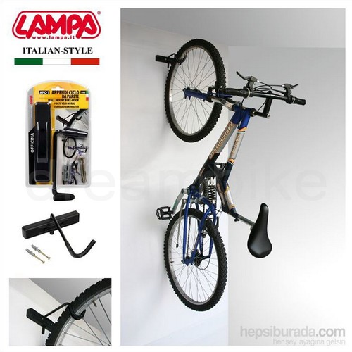 Lampa Bisiklet Duvar Askısı 92908