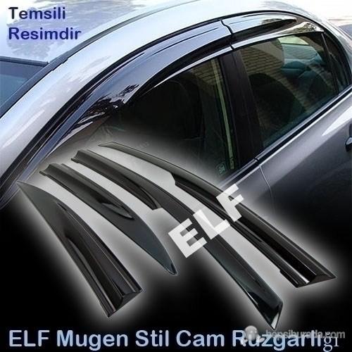 Elf Fiat Uno Mugen Cam Rüzgarlığı