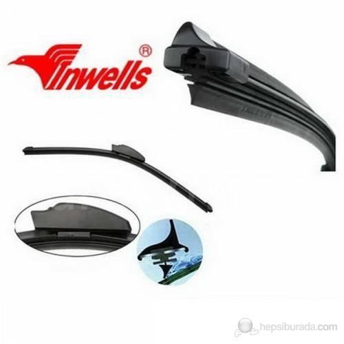 Inwells 38 Cm Banana Model Silecek Süpürgesi