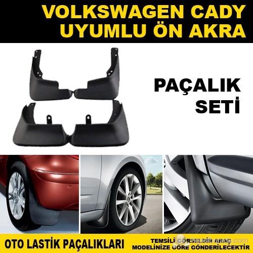 Otocontrol Volkswagen Caddy Ön Arka Paçalık Seti 39219