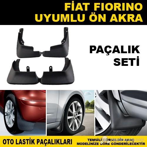 Otocontrol Fiat Fiorino Ön Arka Paçalık Seti 39235