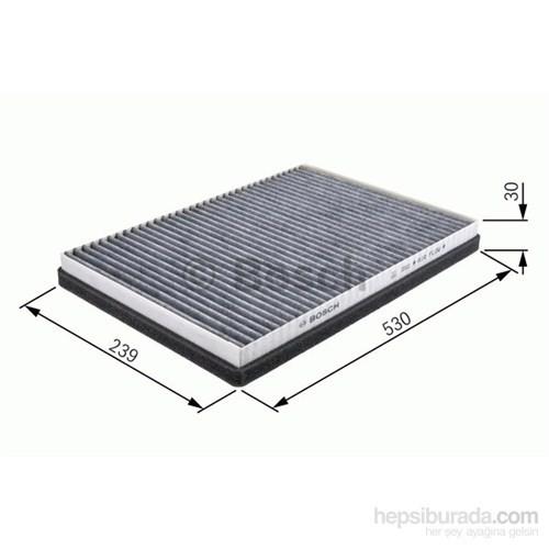 Bosch - Polen Filtresi X 5 3.0 D 10.2003-10.2006 - Bsc 1 987 432 425