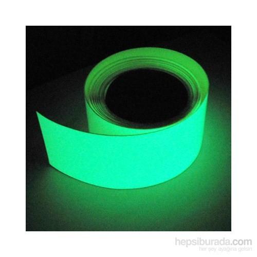 Işıklı bant-Lümen Bant 50 mm X 23 Metre (Yeşil)