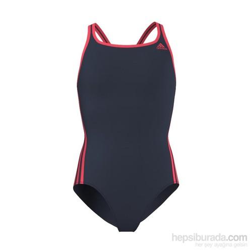 Adidas S93096 I 3S 1Pc Y Çocuk Yüzücü Mayosu