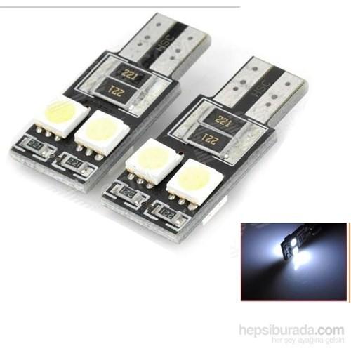 ModaCar T10 Tip 4 BEYAZ SMD LED Park Ampülü 998804