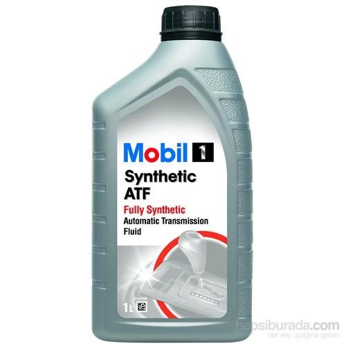 Mobil 1 Synthetic ATF 1lt Otomatik Şanzıman Yağı