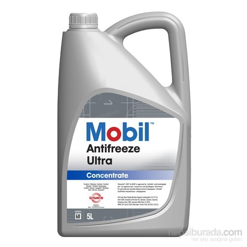 Mobil Antifreeze Ultra 5lt Antifiriz (Si-OAT)