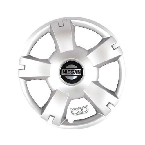 Bod Nissan 14 İnç Jant Kapak Seti 4 Lü 401