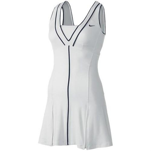 Nike 425933-100 Smash Lawn Kadın Elbise