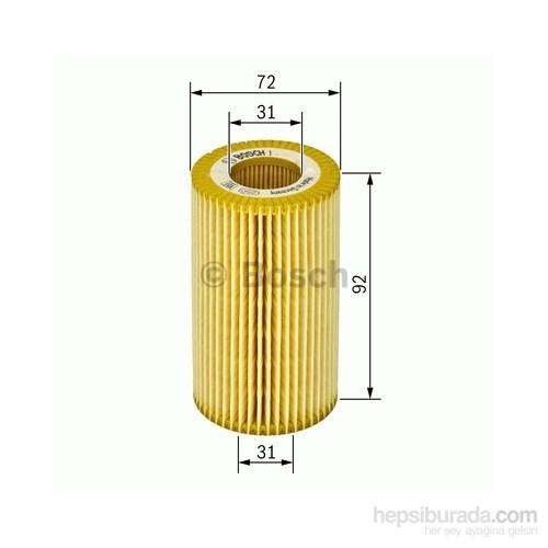 Bosch - Yağ Filtresi (Opel Astra 1.7 Cdtı/ Dtı) - Bsc 1 457 429 199
