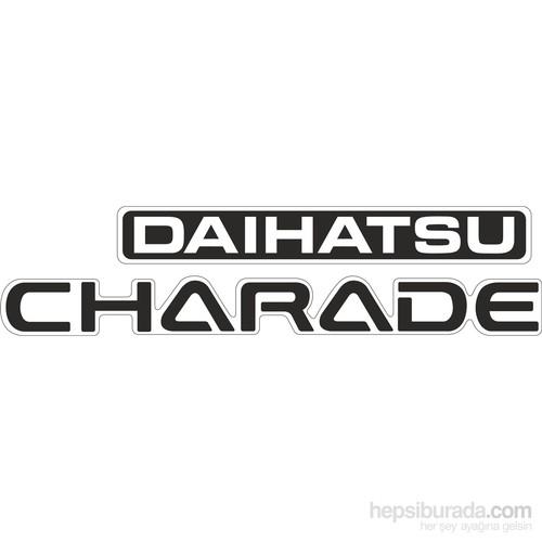 Sticker Masters Daihatsu Charade Sticker