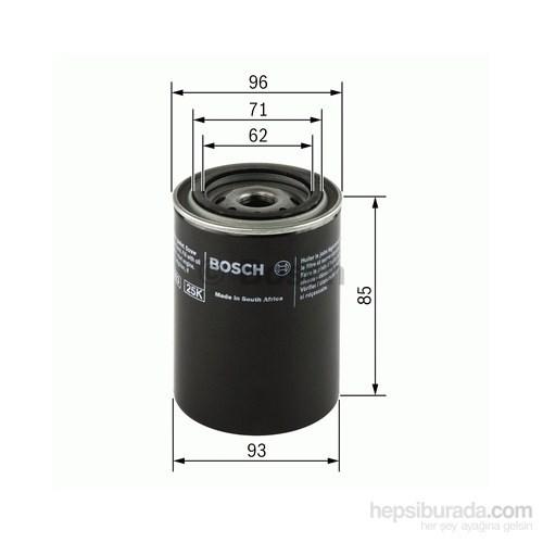 Bosch - Yağ Filtresi - Bsc 0 451 103 224